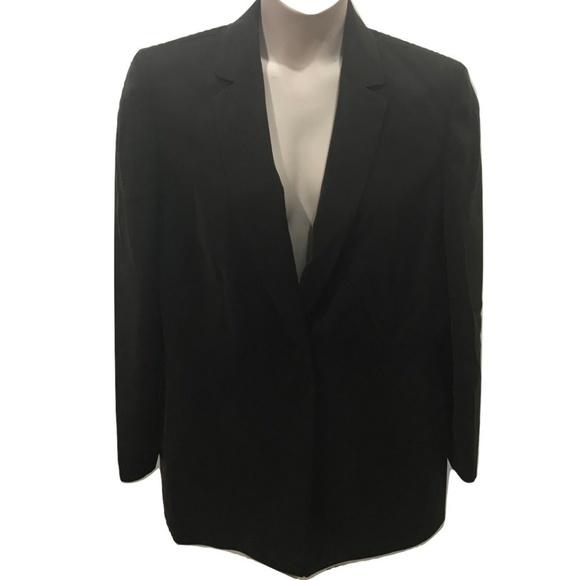 80be868946a Kasper Jackets   Blazers - Kasper Size 18 Blazer Dark Brown Jacket Career